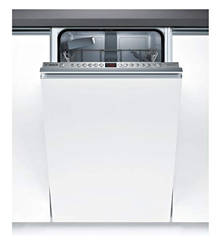 Bosch Serie 4 SPV46IX00E lavastoviglie A scomparsa totale 9 coperti A+