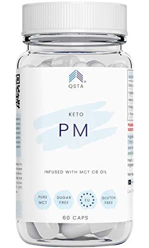 Keto Plus Actives PM (60 CAPS) - Keto Rapido NOCHE, Funciona