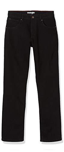 Wrangler Herren Authentic Straight Jeans, Rinse 107, 44W / 32L