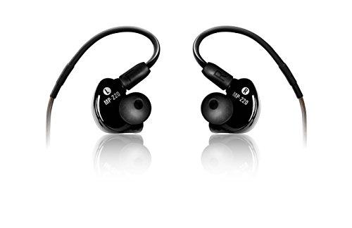 Mackie MP-220 2-Wege-Dynamisches Im-Ohr-Headset