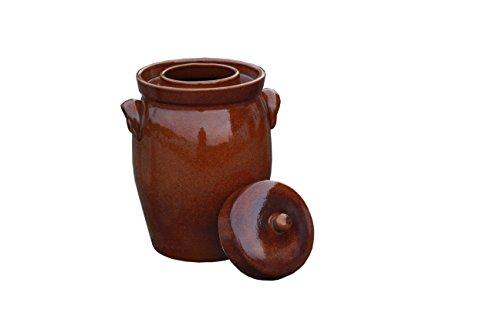 Hentschke Keramik Gärtopf, Rumtopf, Sauerkrauttopf...