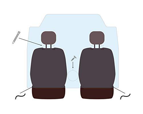 Mampara de metacrilato personalizada para el Modelo: Ford Transit Connect