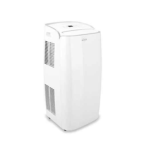 Argo Milo Plus Climatiseur portable 13000 BTU/H avec pompe à chaleur, blanc