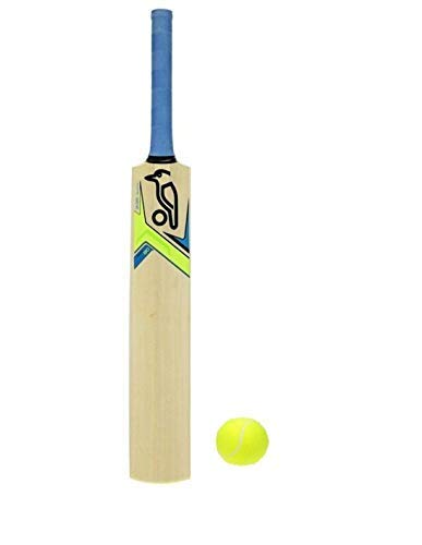 PMG Hotspot Tennis Cricket Bat Size 2 with 1 Ball for 4-6 Years Kids Cricket Kit Combo