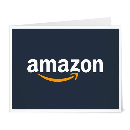 Cheque Regalo de Amazon.es - Imprimir - Logo Amazon - Azul m