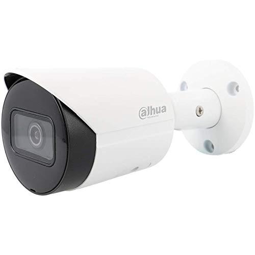 Dahua - Telecamera IP da esterno ONVIF PoE 4MP Starlight 2.8mm S2 DAHUA - IPC-HFW2431S-S-S2