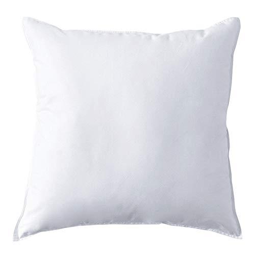 Mack - Premium Kissen mit Federfüllung | Federkissen für einen erholsamen Schlaf | 80x80 cm - 1500g