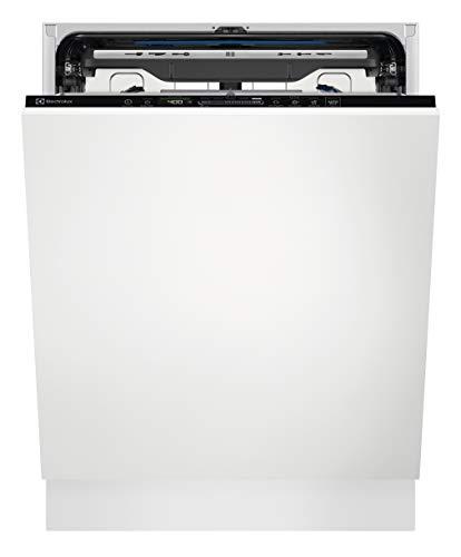Electrolux EEM69300L Lavastoviglie Integrata Totale RealLife 60 cm, Comandi QuickSelect con Connettivit Integrata, Tecnologia ExtraHygiene, 15 Coperti