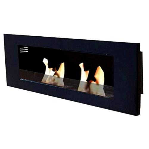 Ethanol and Gel Fire place Model Fireplace Paris Deluxe Royal - Choose the color (Black)