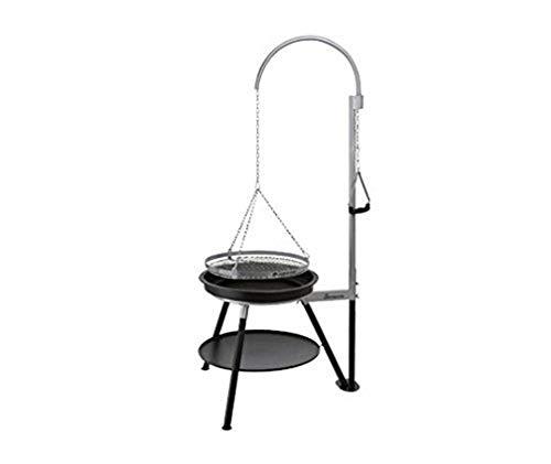 Landmann 11064 Barbecue Charbon Suspendu Geos 55 cm