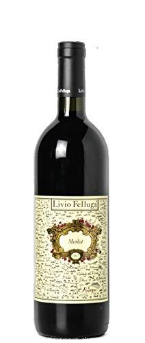 Friuli Colli Orientali DOC Merlot 2017 Livio Felluga Rosso Friuli Venezia Giulia 13,5%