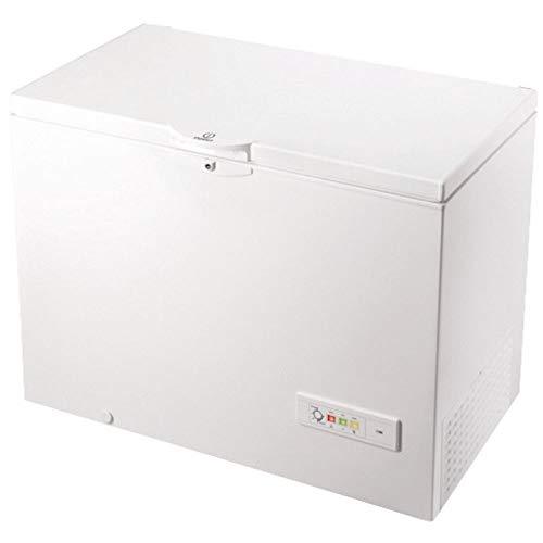 Indesit OS 1A 300 H 2 Congelatore a Pozzetto, A+, 312 L