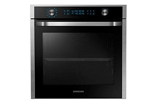 Samsung NV75J5540RSforno (Medium (4575L Totale Capacity), 75L, elettrico, integrato, Nero, Acciaio...