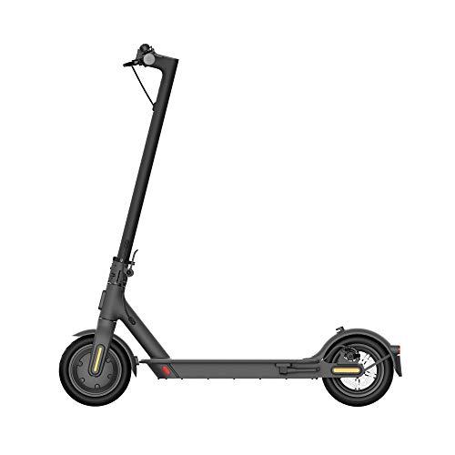 Xiaomi Mi Electric Scooter 1S (DE) Faltbarer E-Scooter mit Straßenzulassung + Appanbindung aus Luftfahrtaluminium (max Geschwindigkeit 20km/h, bis zu 30km Reichweite, max Belastung 100kg, LED Anzeige)