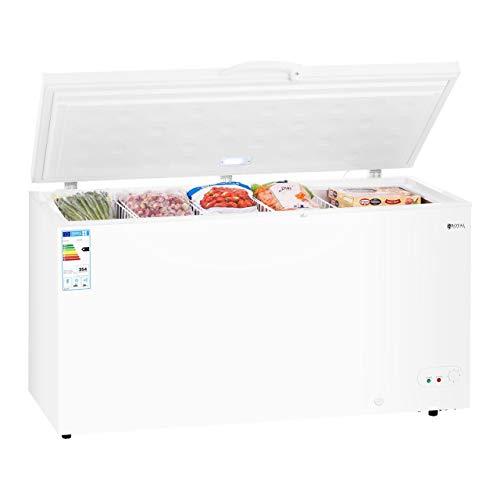 Royal Catering Congelatore a Pozzetto Freezer a Pozzo Professionale RCFZ-459 (459 L, A+, 354...
