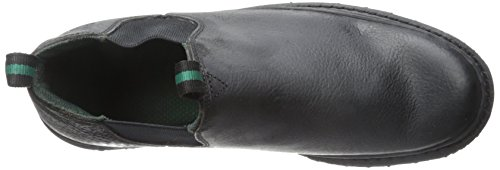 Georgia Men's GR270 Giant Romeo Work Shoe-M Steel Toe Boot, Black, 9.5 M US