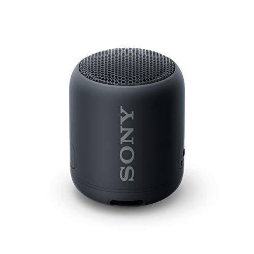 SRS-XB12 - Speaker wireless portatile con EXTRA BASS, Impermeabile e resistente alla polvere IP67,...