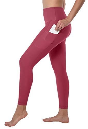 90 Degree By Reflex Side Pocket with Back Zipper Hi Rise Ankle Tight Legging