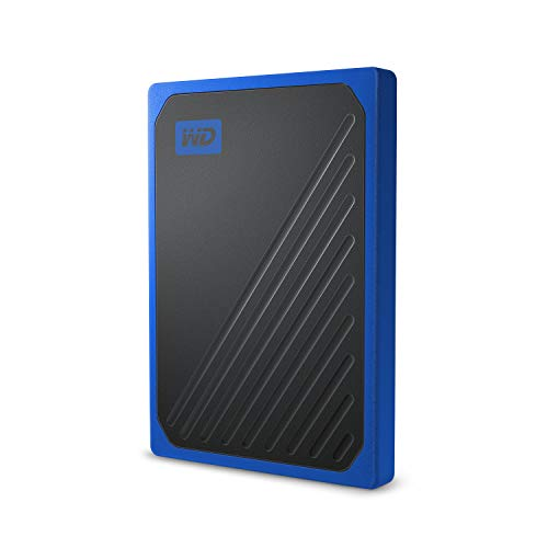 Western Digital WD My Passport Go SSD Portatile,...