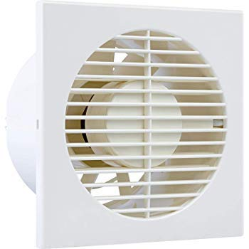 A & Y High Speed Copper PVC Glass Exhaust Fan for Kitchen/Bathroom (Blade Size 150 mm/6 Inches,...