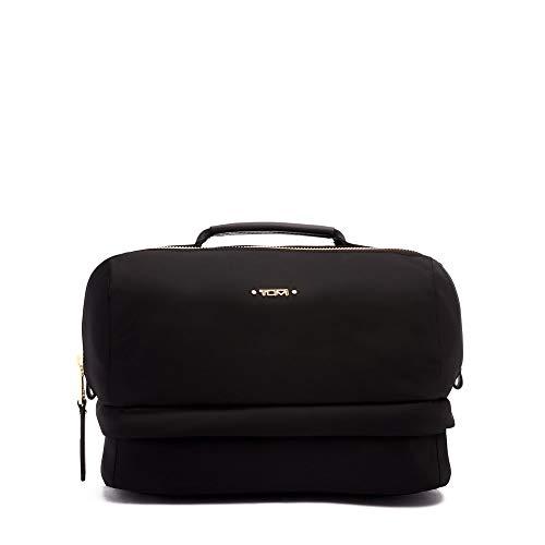 TUMI - Voyageur Selma Cosmetic Bag - Luggage Accessories Travel Kit for Women - Black