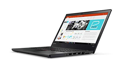 "Lenovo ThinkPad T470 14"" FHD Touchscreen Business Laptop (Intel Core i7-6500U Processor, 8GB RAM, 256GB SSD, Fingerprint Reader, Windows 10 Pro)"