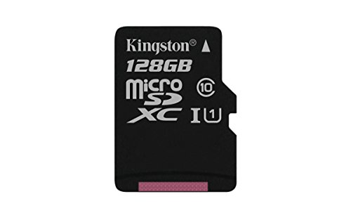 Kingston SDCS/128GBSP Canvas Select Scheda MicroSD...