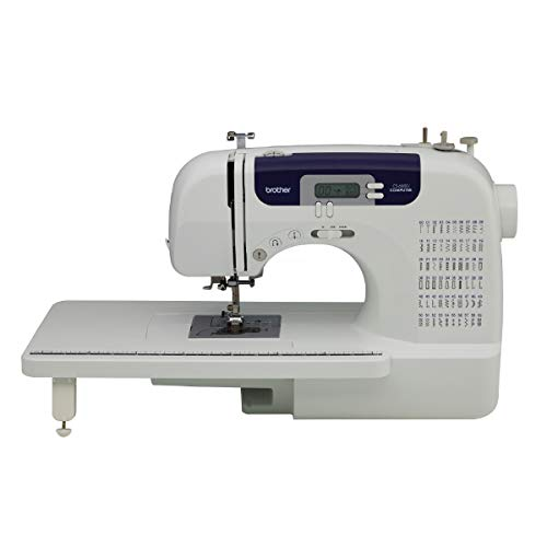 Brother CS6000i - The Best Sewing Machine for Beginners