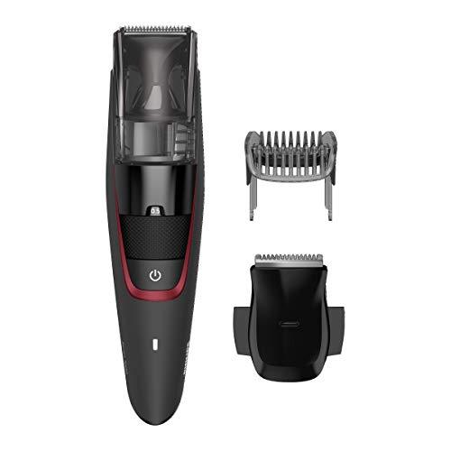 PHILIPS Barbiere Serie 7000bt7500/15–Barbiere con Sistema di aspirazione, Pettine Guida E 20Posizioni di Lunghezza