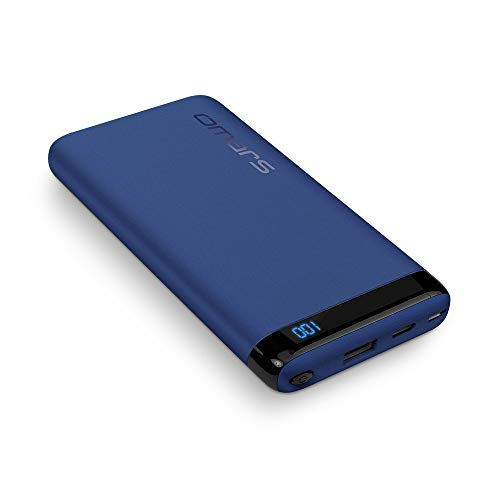 Omars USB C Power Bank, 6000mAh