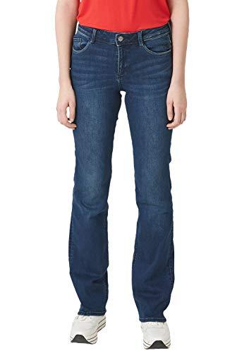 s.Oliver Damen 04.899.71 Bootcut Jeans, Blue Denim Stretch 57Z4,...