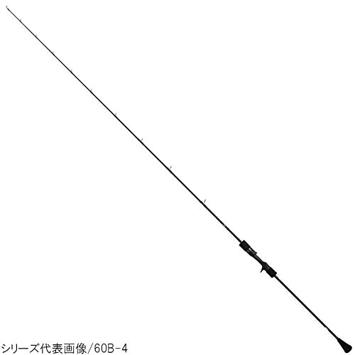 ダイワ(DAIWA) スロージギングロッド キャタリナ SJ 60B-3 釣り竿