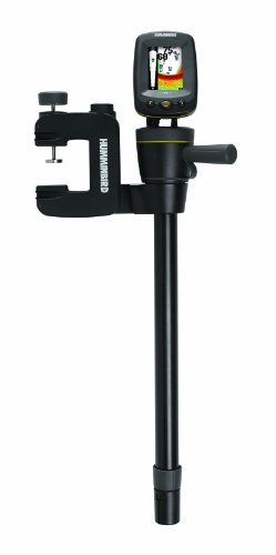 Humminbird - Ecoscandaglio 140cX con Display a Colori, Dual Beam e Supporto Laterale