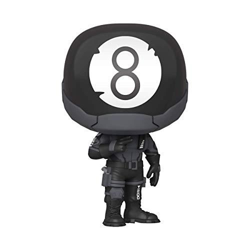 Funko- Pop Games: Fortnite-8Ball Fortnite 8Ball Figura Coleccionable, Multicolor (48458)