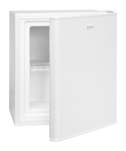 Bomann GB 188 - Contenitore congelatore A+, 0,424 kWh, 33 litri, colore: Bianco