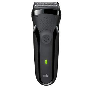 Braun Electric Foil Shaver for Men, Cordless Electric Razor, Series 3 300s, 100% Waterproof, 2x Long...