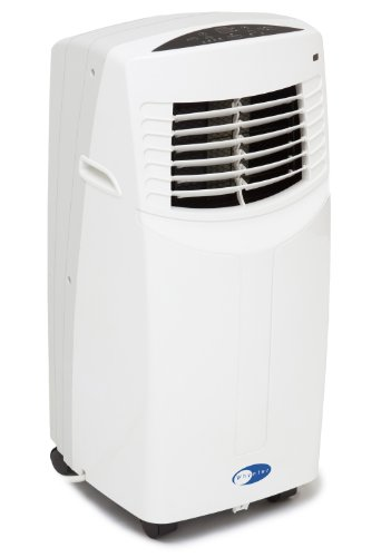 Whynter 8,000 BTU Eco-Friendly Portable Air Conditioner, White (ARC-08WB)