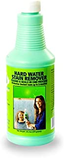 Bio Clean: Eco Friendly Hard Water Stain Remover (20oz Large)- Our Professional Cleaner..