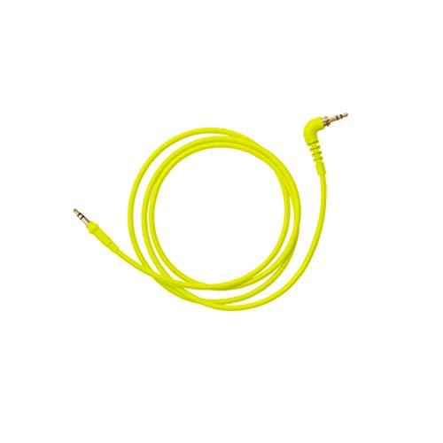 AIAIAIAI TMA-2 - Cavo C11 - Cavo dritto intrecciato da 1,2 m - colore giallo neon