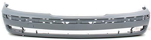 Front Bumper Cover Compatible with 1997-2000 BMW 528i 540i Primed 528i/540i Models