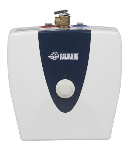 Reliance 6 2 SSUS K 2.5 Gallon Electric Water Heater