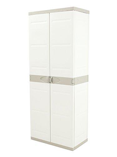 Plastiken Titanium Armadio, Plastica, 105 x 44 x 88 cm