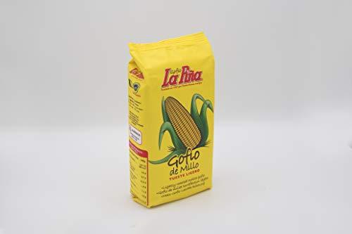 Gofio LA PIÑA Millo (Maíz) Tueste Suave 500 gr. Producto I