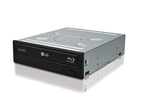 LG Electronics 14x SATA Blu-ray Internal Rewriter without Software, Black (WH14NS40)
