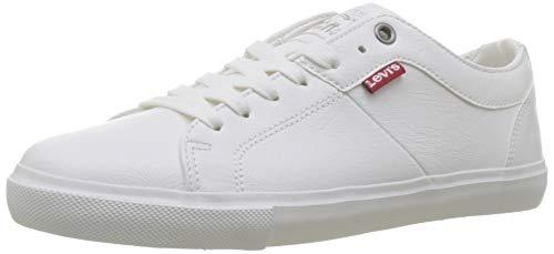 Levi's Woods W, Zapatillas para Mujer, Blanco (B White 50), 39 EU