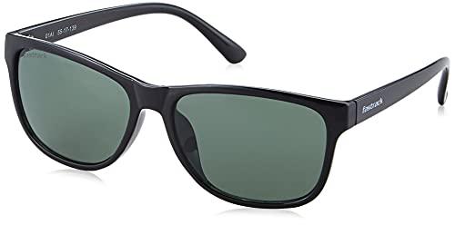 Fastrack Men Square Sunglasses Black Frame Black Lens (NBP357BK1)