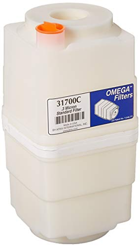 Atrix - 31700 Toner and Dust Filter Cartridge for Omega Series, 1-Gallon