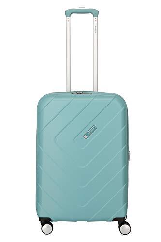 """Travelite Hartschalen-Koffer-Serie """"KALISTO"""" von travelite in 4 Farben: topmodisch, elegant, robust, 67 cm, 70L, Aqua"""