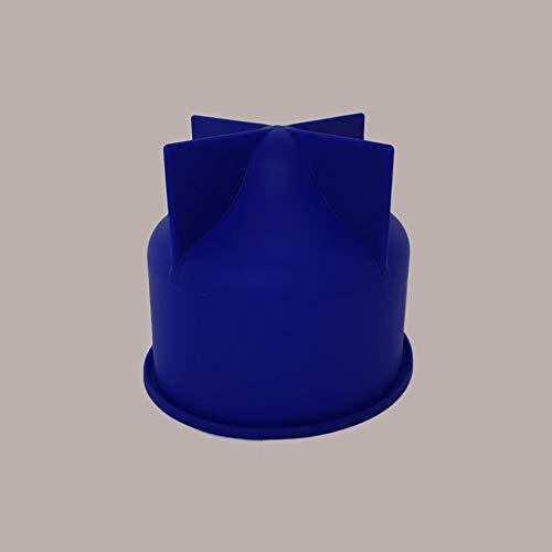 2 Pezzi Stampo 1 Forma in Silicone per Semifreddo Grande Bacio Perugina