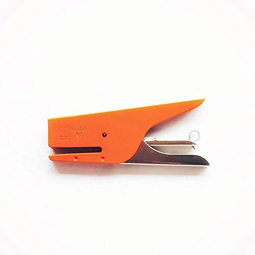 Ellepi Klizia 97 Cucitrice e graffette: stapler (arancia)